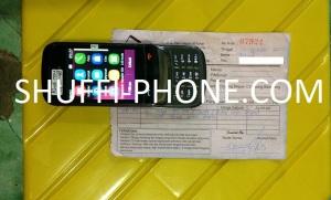 Nokia C2-03 hidup lampu keypad atas nama Bapak Ashadi