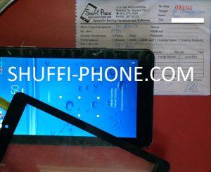 Advan tab s7 touchscreen pecah atas nama Bapak Sani