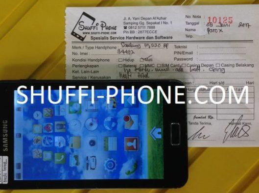 Samsung i9220 Replika Mati total atas nama Bapak Parox