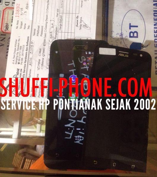 Asus Z00RD Ganti LCD Bapak Adit