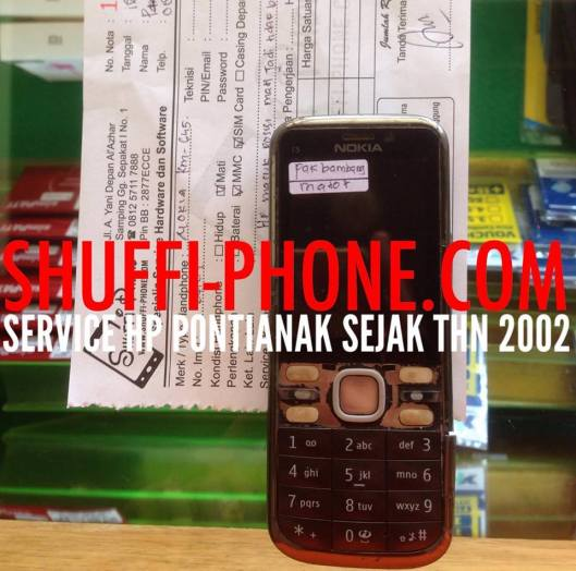 Nokia RM-645 Mati Total Bapak Bambang